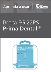 Aprenda a usar: Broca Carbide FG 22PS da Prima Dental