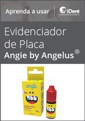 Aprenda a usar: Evidenciador de Placa Dental Friends Angie by Angelus