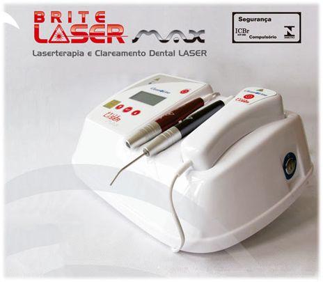 Vendo Aparelho Laser Max Para Clareamento Dental E Laserterapia
