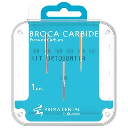 Kit Broca Ortodontia