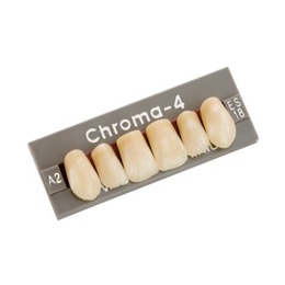 Dente Chroma 4 Anterior Inferior Ruthinium Ei2