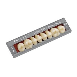 Dente Chroma 4 Posterior Inferior Ruthinium Ed4i