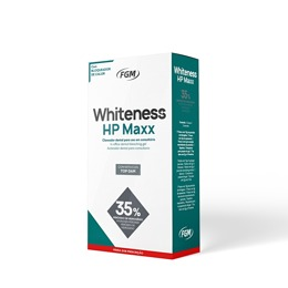 Clareador Whiteness Hp Maxx