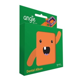 Dental Album Laranja Unitario 976 Angie By
