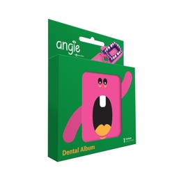 Dental Album Rosa Unitario 975 Angie By