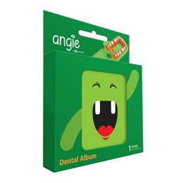 Dental Album Verde Unitario 974 Angie By