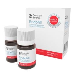 Cimento Endodôntico Endofill Kit 12g + 10ml
