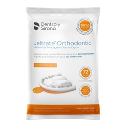 Alginato Jeltrate Orthodontic Tipo I 454g