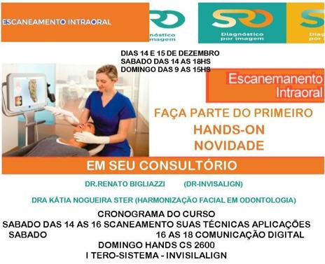 Hands On Scaner Intra Bucal (I Tero/ Cs 9600)