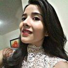 Sabrina Kadja Melo dos Santos (Estudante de Odontologia)