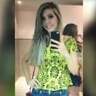 Aline dos Santos Alves (Estudante de Odontologia)