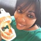Franciane Cristina Geraldo (Estudante de Odontologia)