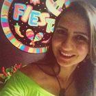 Gessia Moraes Araújo (Estudante de Odontologia)