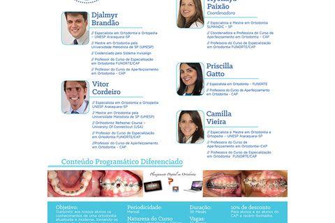 Especialização em Ortodontia - Aracaju/SE