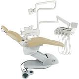 Consultório Odontológico Unik K4 - Linha Couro Dental - Bege Delfim - Kavo