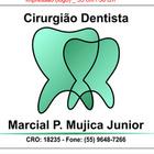 Dr. Marcial Paniagua Mujica Junior (Cirurgião-Dentista)