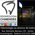 Dr. Luis Henrique Chimendes (Cirurgião-Dentista)