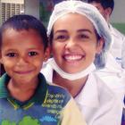 Karen Lima dos Santos (Estudante de Odontologia)