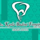 Dra. Karla Badini Ferreira (Cirurgiã-Dentista)