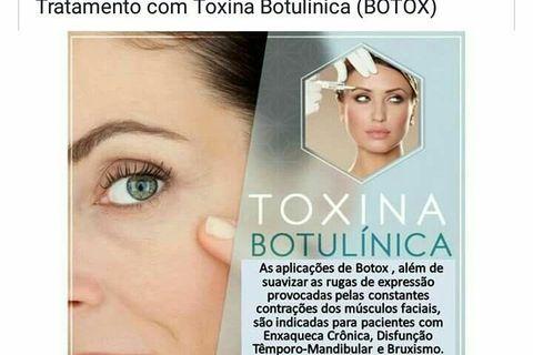 Tratamento com toxina botulínica