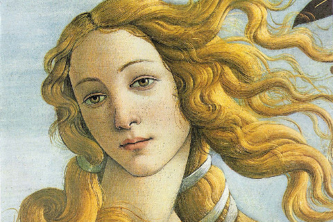 Vênus de Botticelli