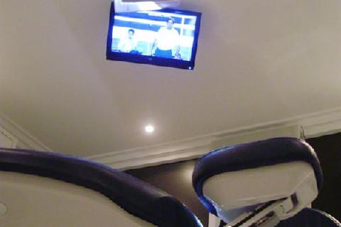 Transmissão simultânea de tratamento em vídeo HD