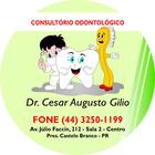 Dr. César Augusto Gilio (Cirurgião-Dentista)