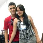 Paula Renata e João Thalison (Estudante de Odontologia)