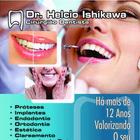 Dr. Helcio Ishikawa (Cirurgião-Dentista)