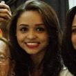 Gleiciane Roberta Martins Vieira (Estudante de Odontologia)