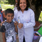 Dra. Andréa Emidio Pereira (Cirurgiã-Dentista)