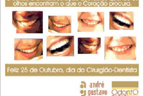 Feliz dia do Dentista!!!