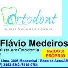 Dr. Flávio de Paiva Medeiros (Cirurgião-Dentista)