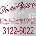 Dra. Luciana Fortes Gama (Cirurgiã-Dentista)