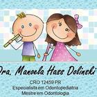 Dra. Manoela Dolinski (Cirurgiã-Dentista)