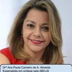 Dra. Ana Paula Carneiro de Araújo Almeida (Cirurgiã-Dentista)