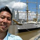 Marcos Lin (Estudante de Odontologia)